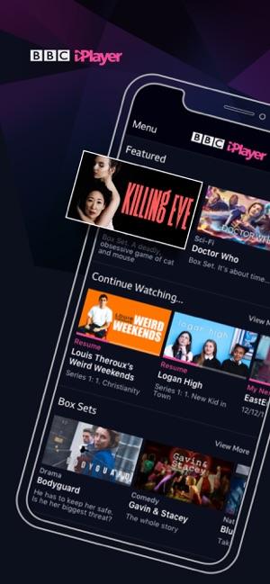 BBC iPlayer on the App Store