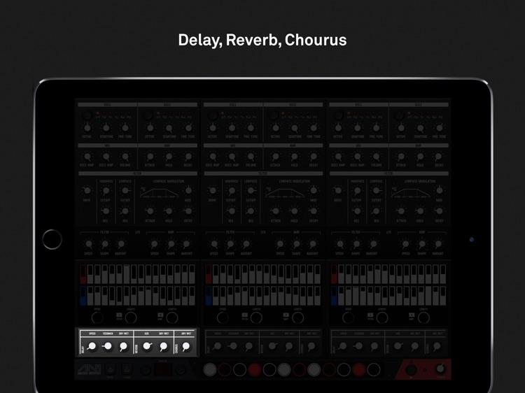 AN1 Analogue Groovebox screenshot-3