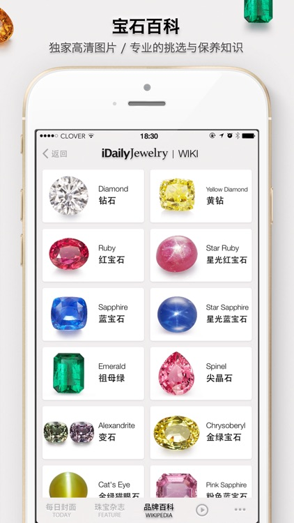 每日珠宝杂志 · iDaily Jewelry screenshot-4