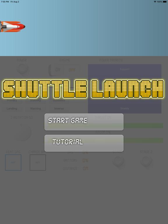 Shuttle Launch screenshot #1