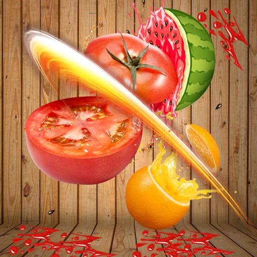 резать фрукты - интересные
