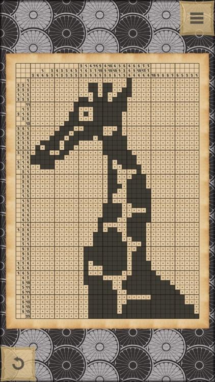 Nonograms CrossMe screenshot-0