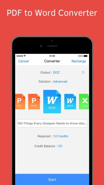 PDF Reader-Document Expert screenshot-5