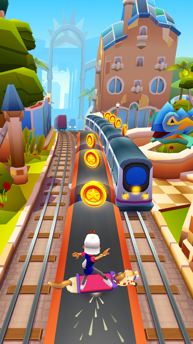 Subway Surfers App Reviews - User Reviews of Subway Surfers