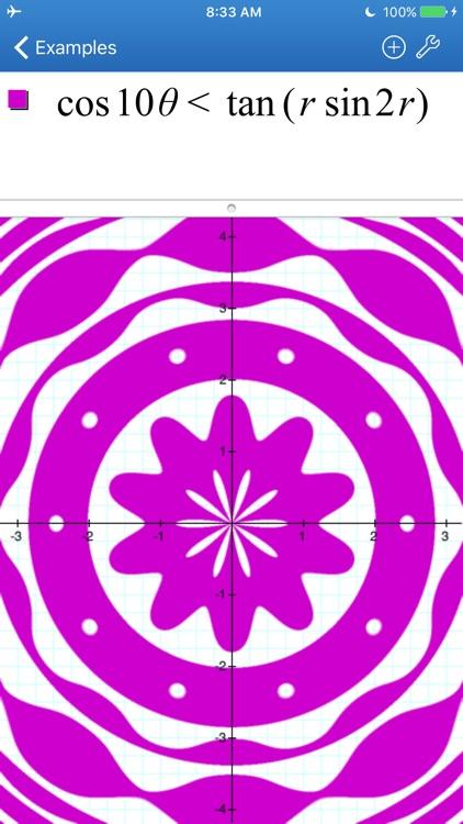 Graphing Calculator AR screenshot-3