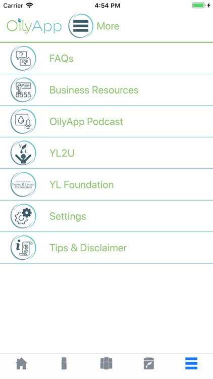 OilyApp screenshot-4