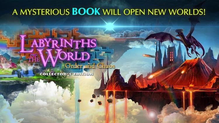 Labyrinths of World: Collide screenshot-0