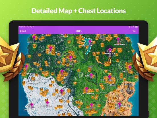 Cheat Sheet Guide for Fortnite screenshot 8
