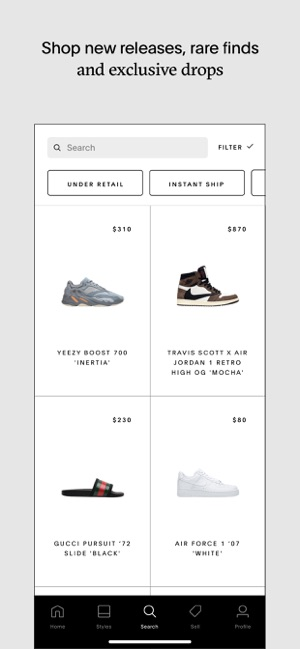GOAT – Sneakers \u0026 Apparel on the App Store
