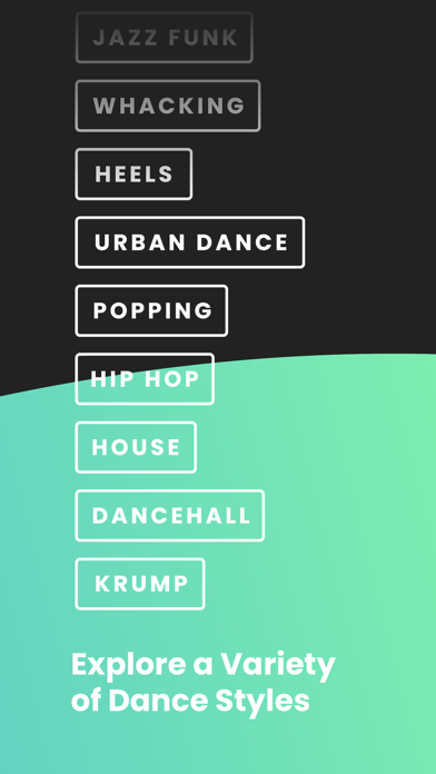 STEEZY Studio - Learn to Dance Screenshot