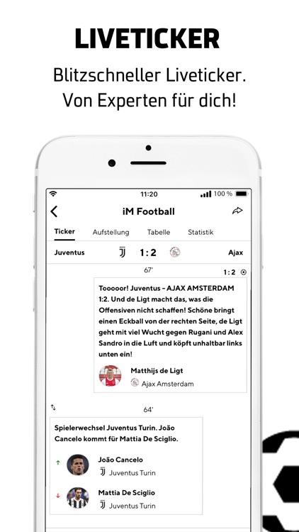 iM Football - 100% Fussball screenshot-3