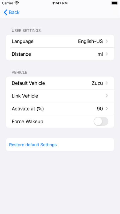 Voice: for Tesla Model 3 screenshot 4