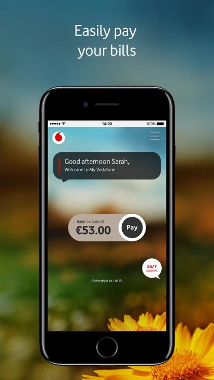 My Vodafone Malta screenshot-4