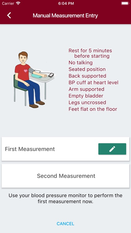 Sphygmo Home Blood Pressure screenshot-6