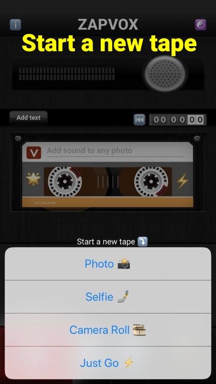 Zapvox Photo Communicator screenshot-8
