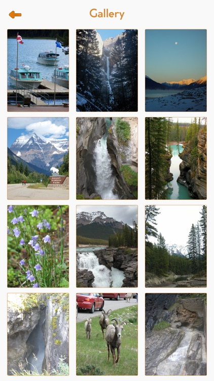 Jasper National Park Guide screenshot-4