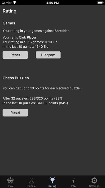Shredder Chess screenshot-4