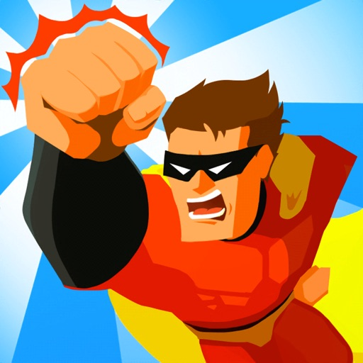 Hero Strike 3D free software for iPhone and iPad