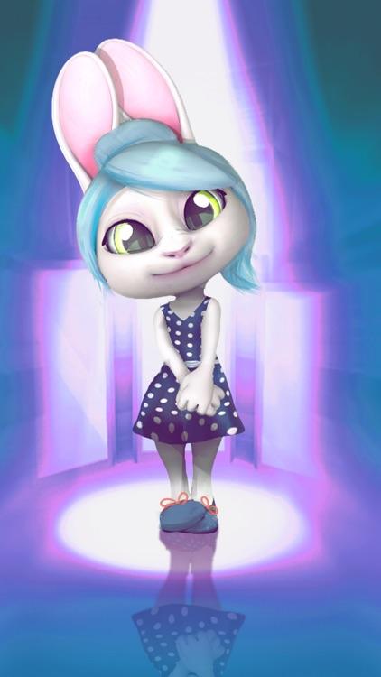 Bu the adorable baby Bunny
