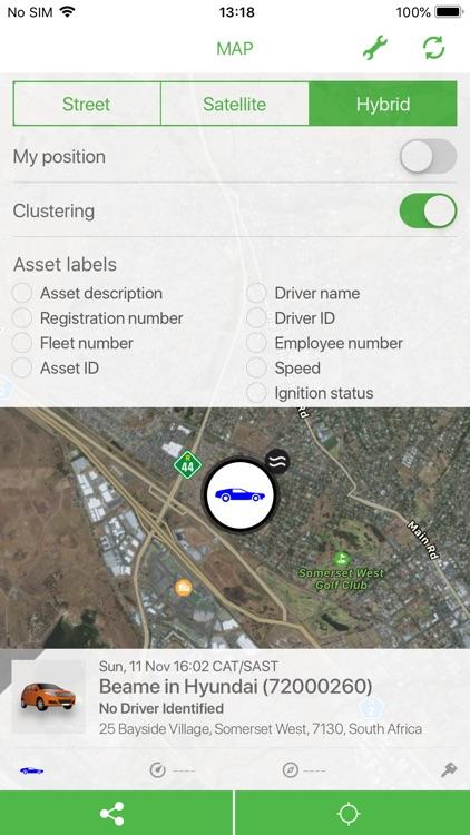 MiX Fleet Manager Mobile DS screenshot-5