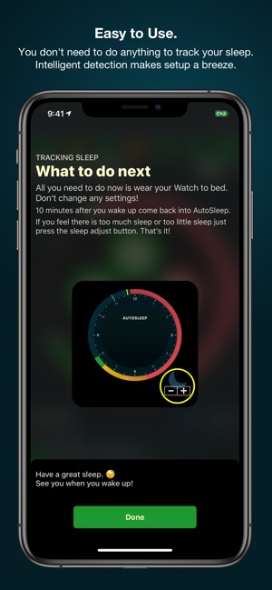‎AutoSleep Tracker for Watch