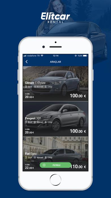 messages.download Elitcar Rental - Rent A Car software