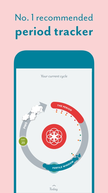 Clue Period & Cycle Tracker screenshot-0