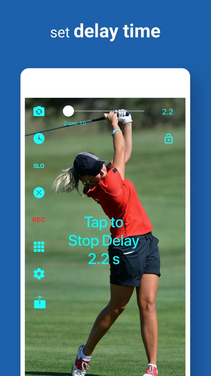 Video Delay Instant Replay