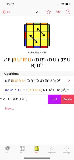 F2l Oll Pll Algorithms Epub