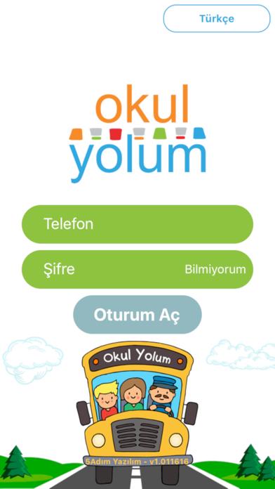 Okul Yolum - İdari screenshot one