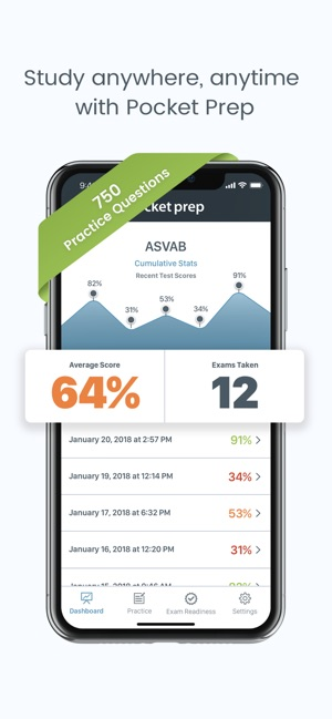 ASVAB Pocket Prep on the App Store