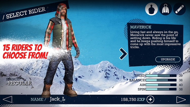 Snowboard Party screenshot-3