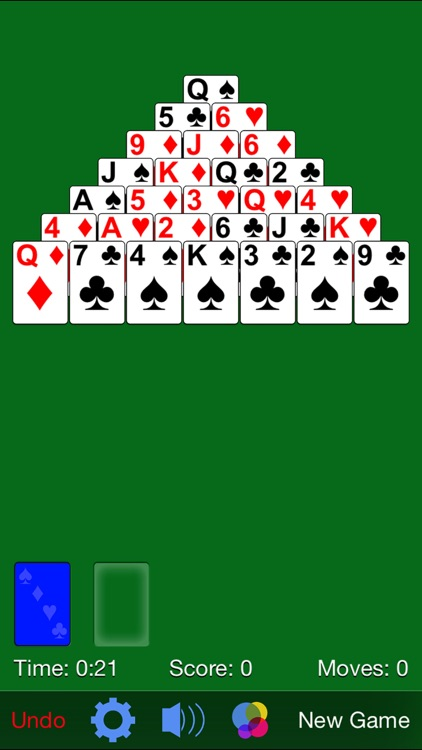 Pyramid Solitaire· screenshot-1