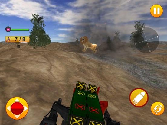 Animal Battle Dinosaur Games screenshot 16