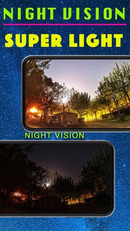 Night Vision Turbo: Real Light screenshot-5