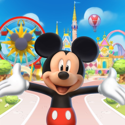 Disney Magic Kingdoms free software for iPhone and iPad