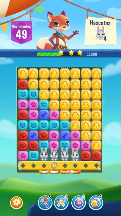 Screenshot for Pet Rescue Puzzle Saga in Mexico App Store