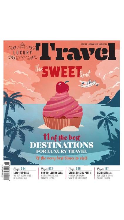 Luxury Travel Magazine screenshot-8