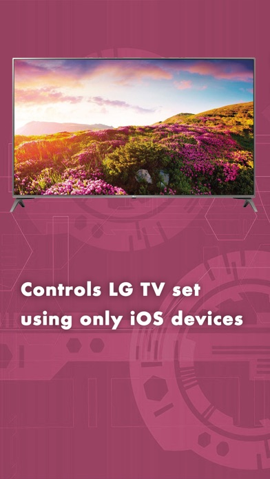 Smart Remote Control for LG TV Screenshots