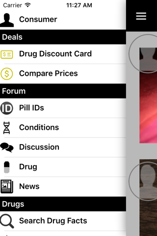 Drug Facts by PillSync.com - náhled