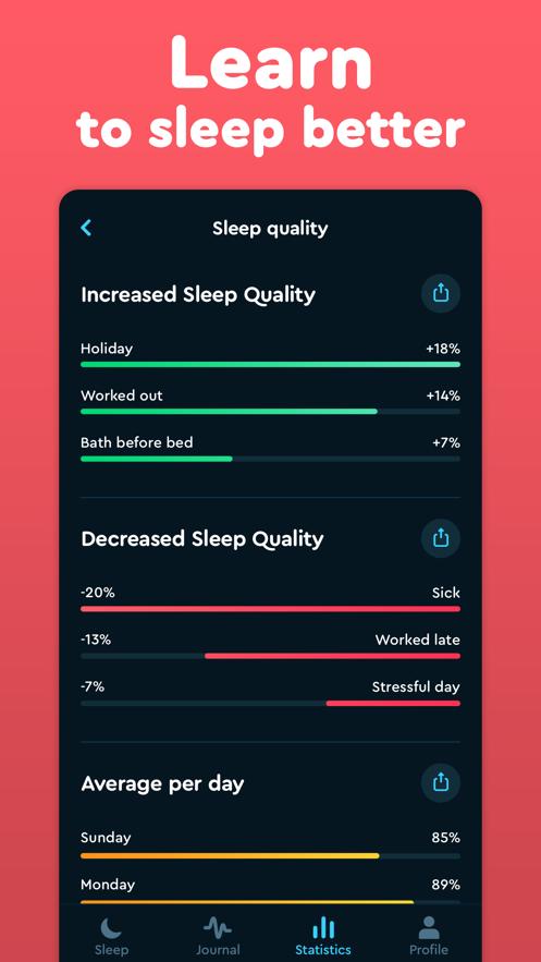 Sleep Cycle: 智能闹钟-4