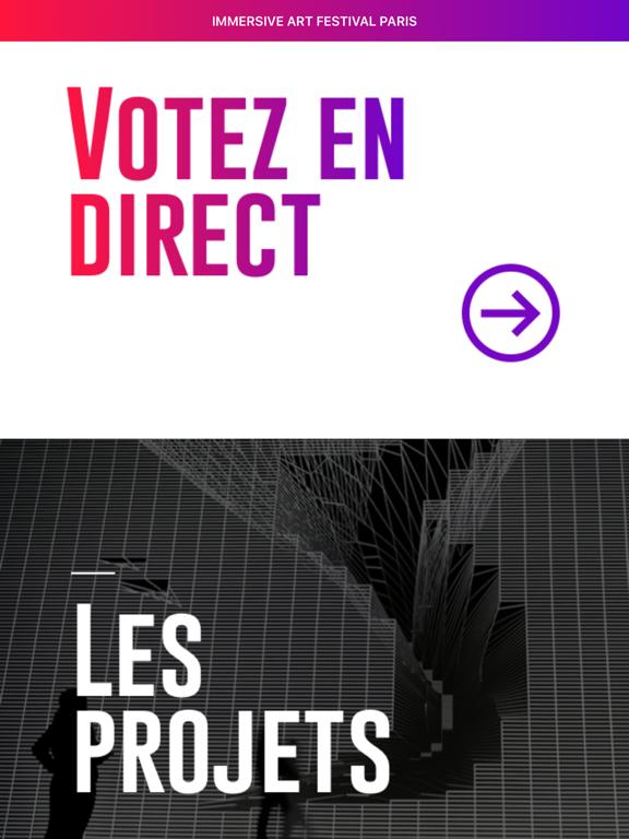 Immersive Art Festival Paris screenshot 7