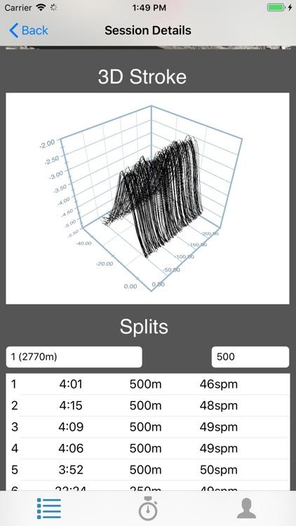 Rowlytics screenshot-5