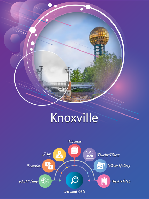Knoxville Tourism screenshot 7