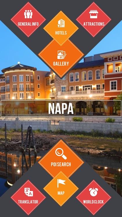 Napa City Guide
