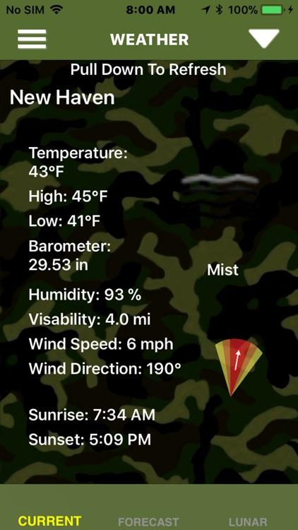 HunterTracker screenshot-7