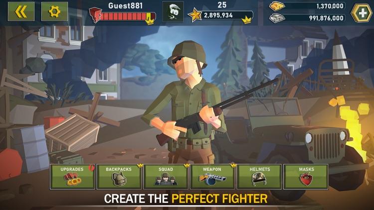 War Ops: WW2 Gun Shooting Game screenshot-6