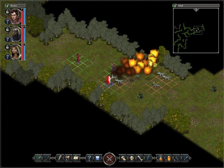 Avadon: The Black Fortress HD screenshot-3