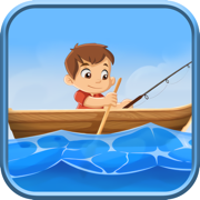 海上钓鱼!