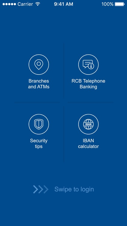 RCB Mobile Banking screenshot-1